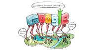 Юная омичка нарисовала новый дудл для Google
