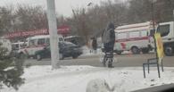 Омич за рулем грузовой «ГАЗели» сбил двоих пешеходов